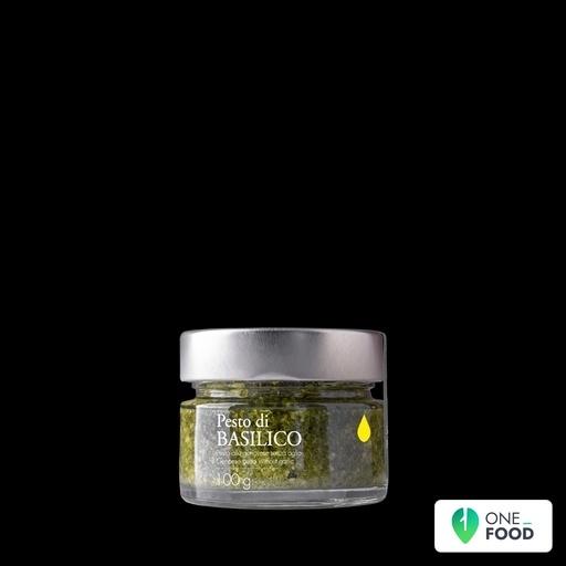 Basil Pesto With Extravirgin Oil